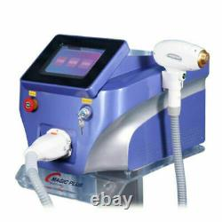 1064nm/755nm/808nm Diode Laser Permanent Body/Face Hair Removal Machine Salon $#