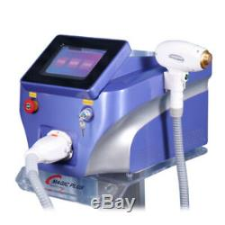 2019 New 808nm Diode Laser Permanent Hair Removal Painless Spa Machine