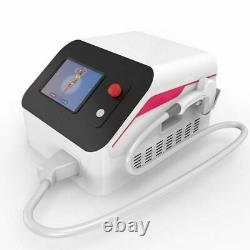 2019 Portable 808nm Diode Laser Machine Professional Permanent Hair Removal CE