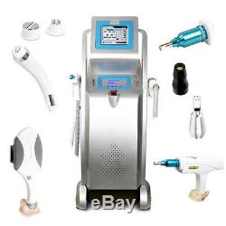 3in1 IPL Laser Hair Removal E light RF Yag Laser Tattoo Removal Beauty Machine