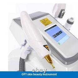 3in1 Ng Yag RF OPT IPL Elight SHR Laser Permanent Tattoo Hair Removal Machine