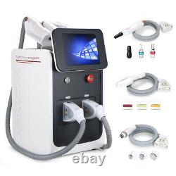 3in1 SHR Elight IPL Permanent Hair Removal Machine YAG Laser Tattoo Removal