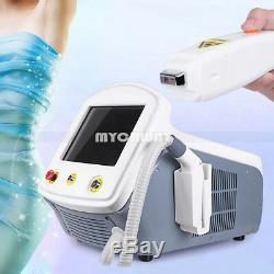 808nm Diode Laser Hair Removal Machine, NON-channel chips 2000 Million Shots