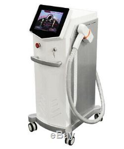 DIODE LASER 808 NM Permanent Hair removal machine not IPL SHR Elight Device