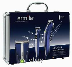 ERMILA MOTION INNOVATIVE HAIR CUTTING MACHINE WITH HANDLE + MOTION NANO trimmer