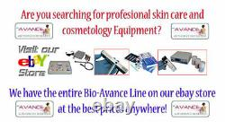 Electrolysis Kit permanent hair removal, Professional Machine with accessories +
