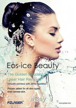 Eos Ice double wavelength Diode Laser Hair Removal Machine