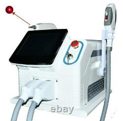 Factory Direct 2 in 1 IPL SHR OPT Hair Removal Laser Tattoo Removal Spa Machine