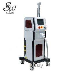 Hair Removal Laser Machine 808 nm Diode Laser Equipment Semiconductor Vertical