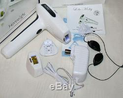 Home Use IPL Permanent Hair Removal machine Face and Body Lobe Moky Cartridge