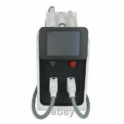 IPL Laser Hair Removal Machine Spa Q Switched Laser ND Yag Freckle Remover Salon