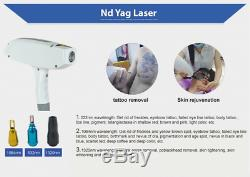 IPL Laser RF SHR Hair Removal Machine With Nd Yag Laser Tattoo Removal System CE