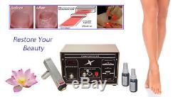 Laser Permanent Hair Vein Wrinkle Age Spot and Tattoo Removal Machine System
