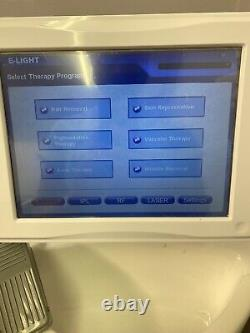 Laser machine Tattoo/ Hair Removal And More (YAG, RF, IPL)