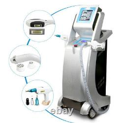 ND YAG Laser Tattoo Removal Machine E-light Laser Permanent Hair Removal RF Lift