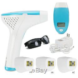 New 3in 1 Laser HPL IPL Permanent Hair Removal Machine Home Use Spa High Quality