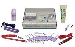 New Avance Home No Needle Electrolysis Kit, Permanent Hair Removal Machine
