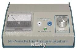 New Avance Home Non Invasive Electrolysis Kit, Permanent Hair Removal Machine