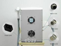 Newest 300W 808 diode hair removal Big spot Painless Treatment 808nm Machine