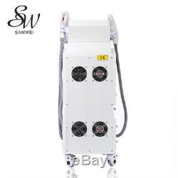 Opt Ipl Shr Laser Hair Removal Machine Permanent Hair Removal Beauty Equipment
