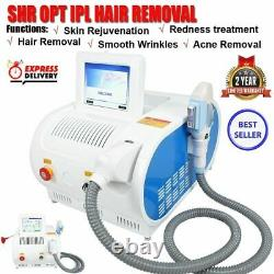 Opt Laser Hair Removal Machine Permanent Body Hair Removal Beauty Equipment