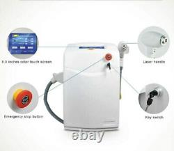 Pro Spa 808nm Diode Laser Permanent Body Facial Hair Removal Beauty Machine