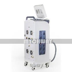 Professional 808nm Diode Laser Freezing Painless Permanent Hair Removal Machine