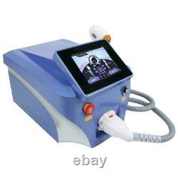 Professional 808nm Diode Laser Quick Hair Removal Body Face Skin Whiten Machine