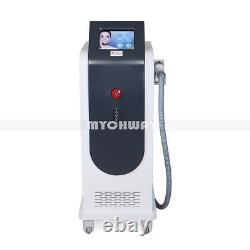 RF IPL Laser Hair Remove Facial Care Whitening Freckle Anti Acne Wrinkle Machine