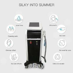 Sanwei 808nm Diode Laser Hair Removal Machine Painless And Fast For Beauty Salon