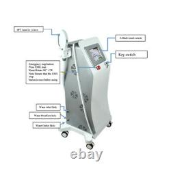 Sanwei Vertical Gray OPT IPL One Head Hair Removal Beauty Machine For Salon Spa