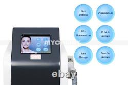 Stand RF IPL Laser Hair Removal Firm Whitening Anti-aging Freckle Acne Machine
