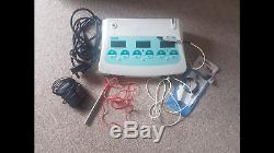 Sterex SX-B Blend Electrolysis Machine 3 In 1 Operation Epilator 7 ref DC