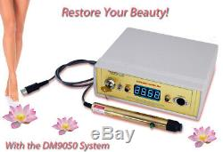Super Power Permanent Hair Removal System, includes Machine Bio Avance Kit