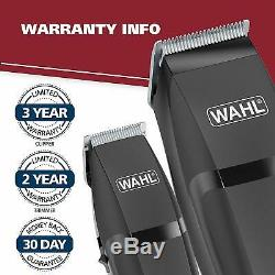 Wahl Hair Clipper Trimmer Barber Cutting Pro Professional Cordless Machine